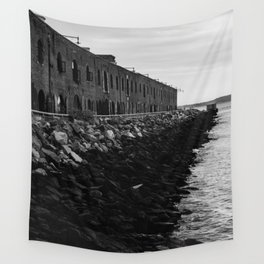 The Edge of Brooklyn Wall Tapestry