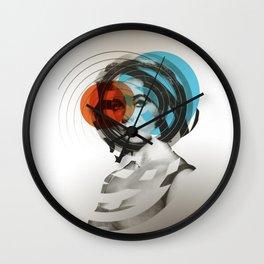 Der Kreis der Erinnerung 4 Wall Clock
