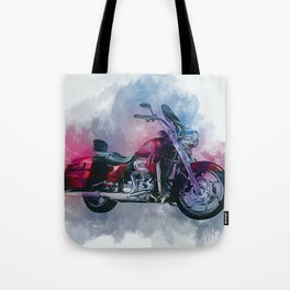 Harley Road King Tote Bag