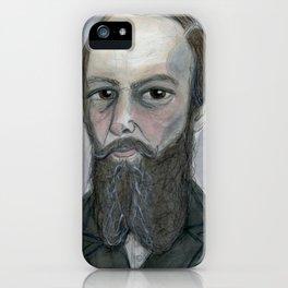 Notes from Dostoyevsky iPhone Case