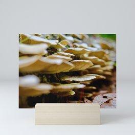 Shroomy Boom Mini Art Print