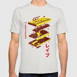 Acid Synth - Analog Japanese Synthesizer 303 design T-shirt