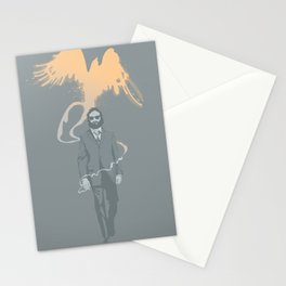 Out of the ashes arose a Phoenix Stationery Cards