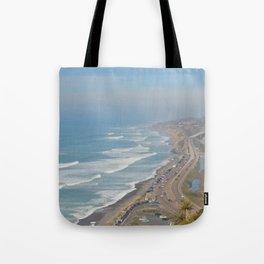 Beach Look Tote Bag