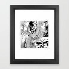 Let's Dance Framed Art Print