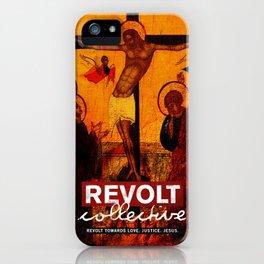 Revolt : Ancient iPhone Case