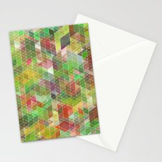 Panelscape - #6 society6 custom generation Stationery Cards