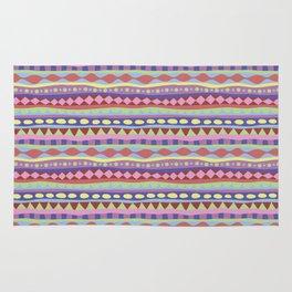 Stripey-Coolio Colors Rug