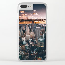 We DiverCity Clear iPhone Case