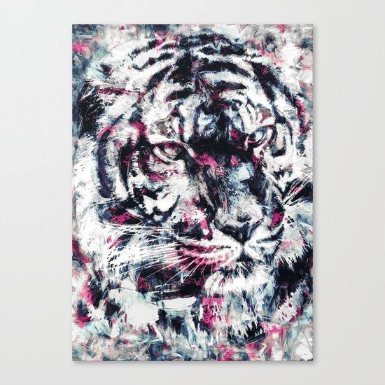 TIGER IV Canvas Print