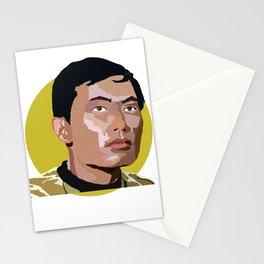 Hikaru Sulu Stationery Cards