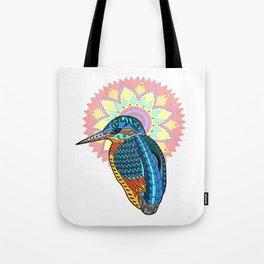 Madala kingfisher Tote Bag