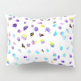 Paint Daubs Pillow Sham