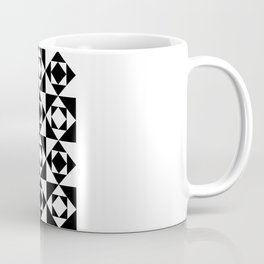 Squares in Squares Coffee Mug