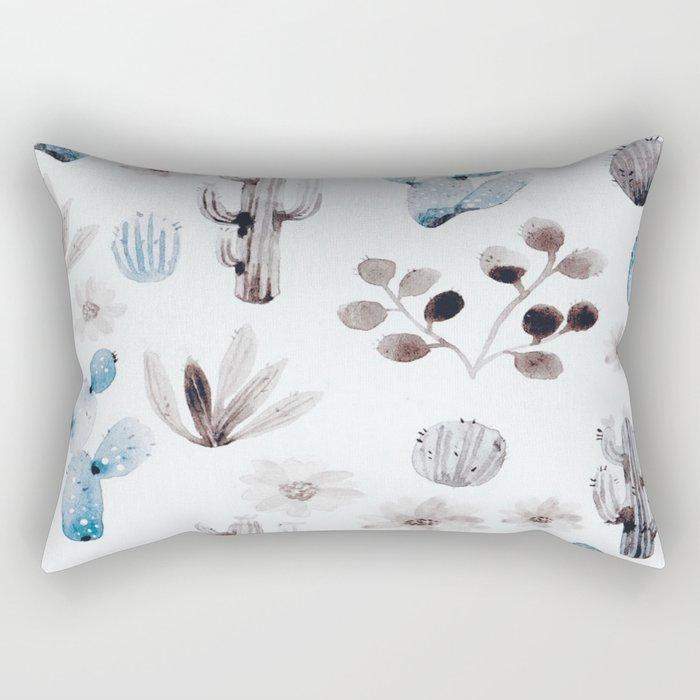 CACTUS7 Rectangular Pillow