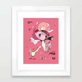 Super Switcharoo Land Framed Art Print