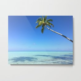 A little bit of Paradise Metal Print