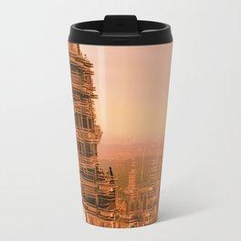 Silent contemplating Travel Mug