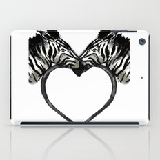 Zebra Love iPad Case