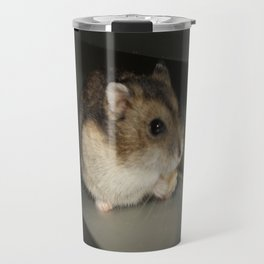 Oreo and the Corn Nut Travel Mug