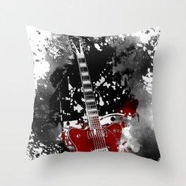 SESSION Throw Pillow