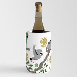 Lanai Birds of Hawaii Wine Chiller