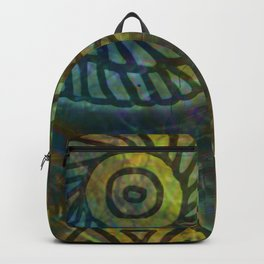 Windows in the Forest - Detail Backpack