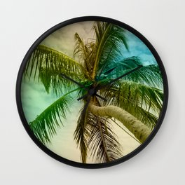 Up to the sky Wall Clock