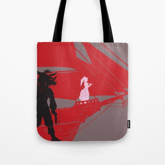 a piratical diversion Tote Bag