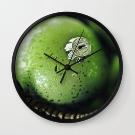 Ornament 2 Wall Clock