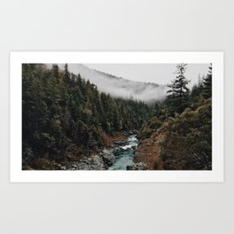 Landscape #photography Art Print