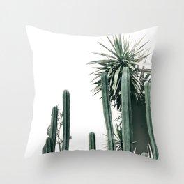 Desert Botanicals Throw Pillow