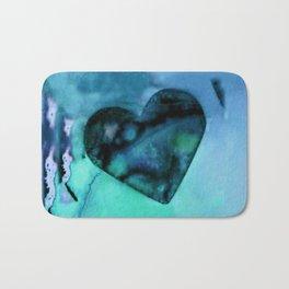 Heart Dreams 2I by Kathy Morton Stanion Bath Mat