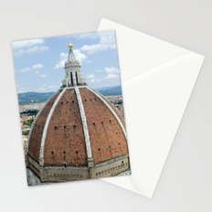 florence cathedral, italy. Stationery Cards