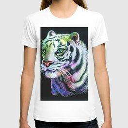 Rainbow Tiger T-shirt