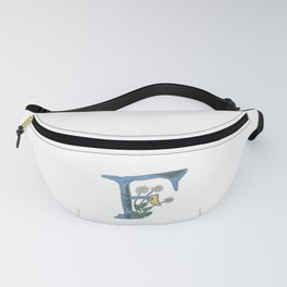 F is for Feverfew Fanny Pack
