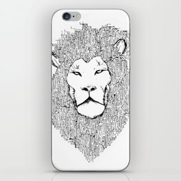 Lion 2.0 iPhone Skin