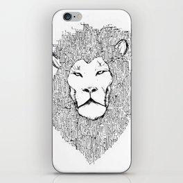 Lion 2.0 iPhone Skin