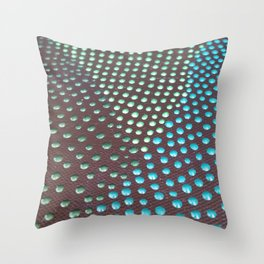 """""""A Day in the Schwarzwald N°01"""" - Detail Throw Pillow"""