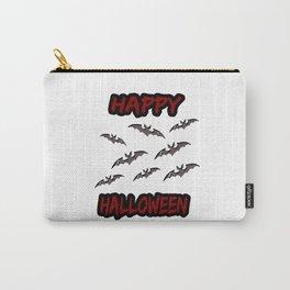 Halloween Costumes Bat Vampires Bloodsuckers Carry-All Pouch