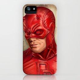 Daredevil iPhone Case