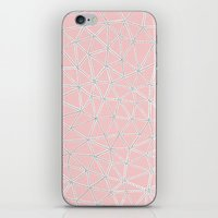 Seg African Blush iPhone Skin