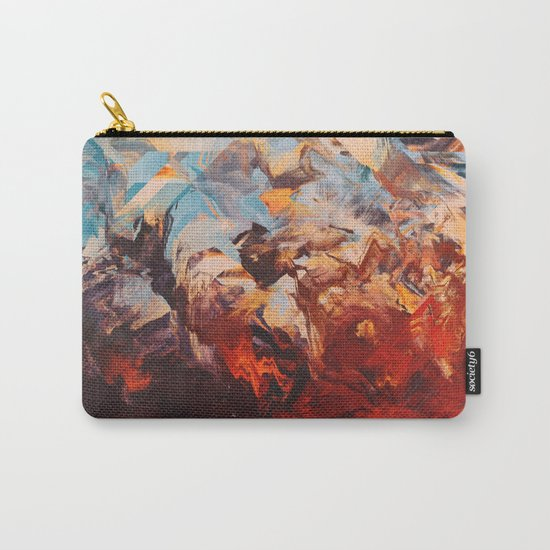 Otherwordly Things Carry-All Pouch