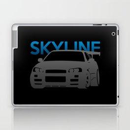 Nissan Skyline GT-R  Laptop & iPad Skin