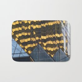 Manhattan Windows - Leopard Bath Mat