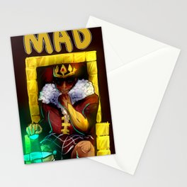 Mad King Ryan Stationery Cards