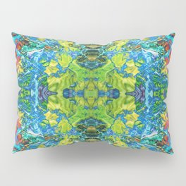 Mandala Kaleidoscope 519 Pillow Sham