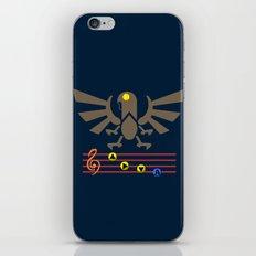 Bioshock Infinite: Song of the Songbird iPhone & iPod Skin