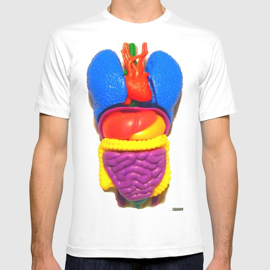 """PLASTIC ANATOMY"" ...shirt/ iphone case T-shirt"
