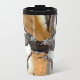 African penguins Travel Mug